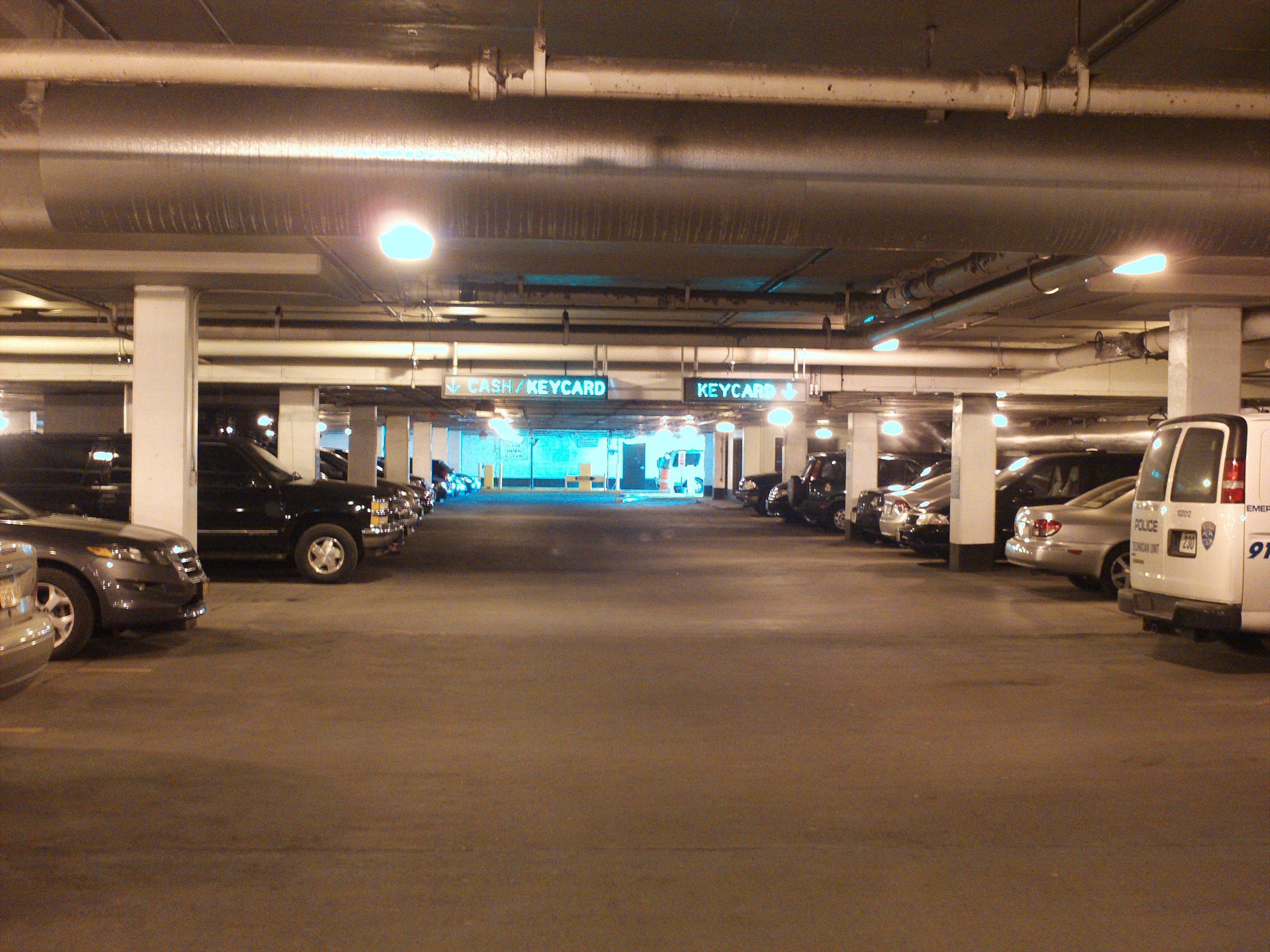Image of Civic Center Garage