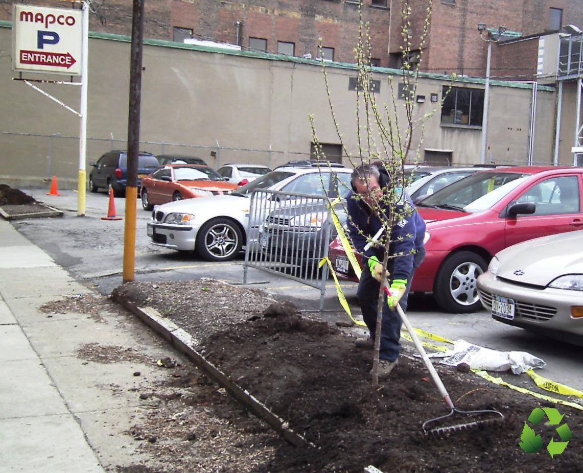 MAPCO Celebrates Earth Day 2011