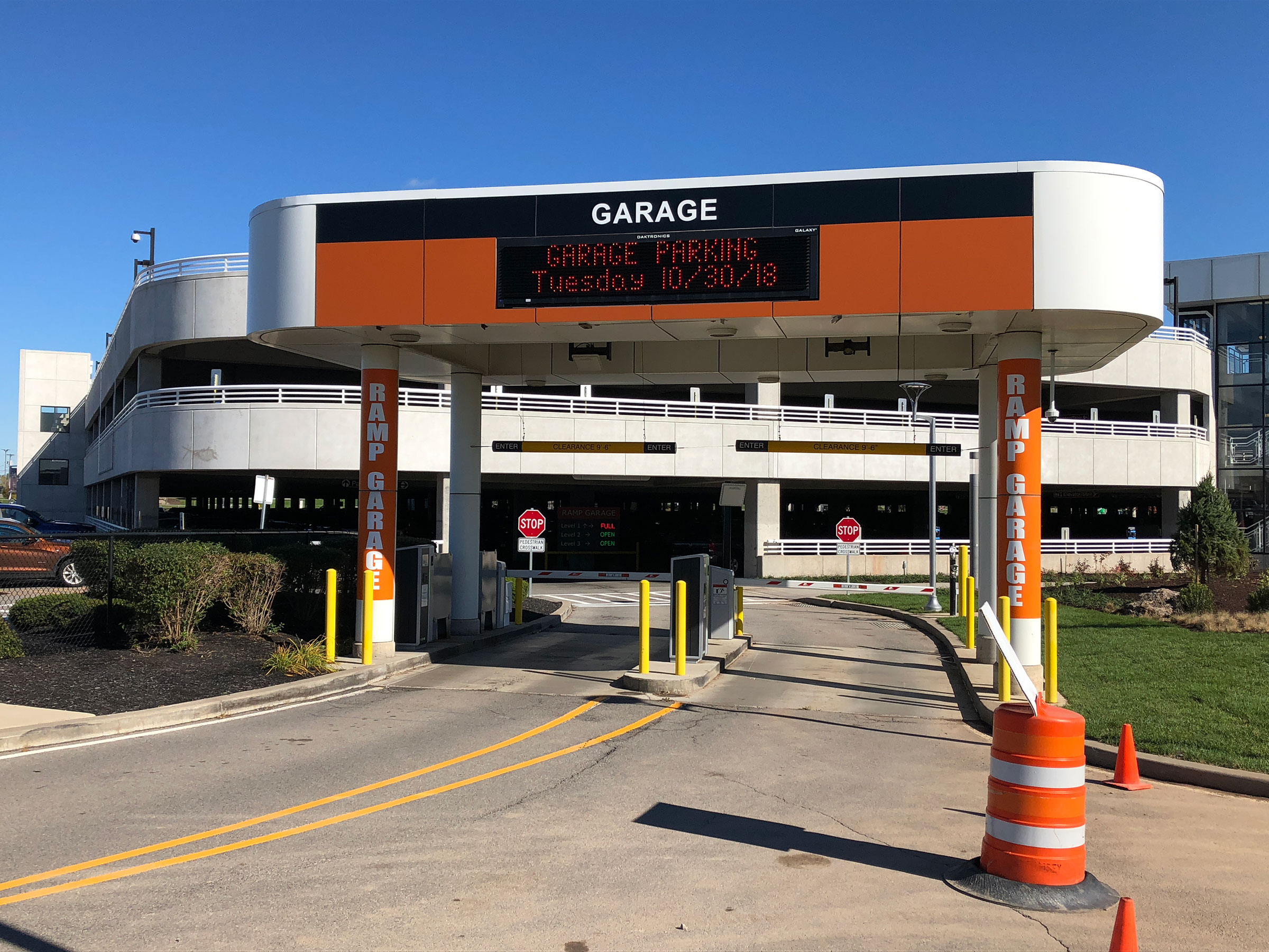 Image of Garage Parking